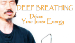 Breathing and flow of energy