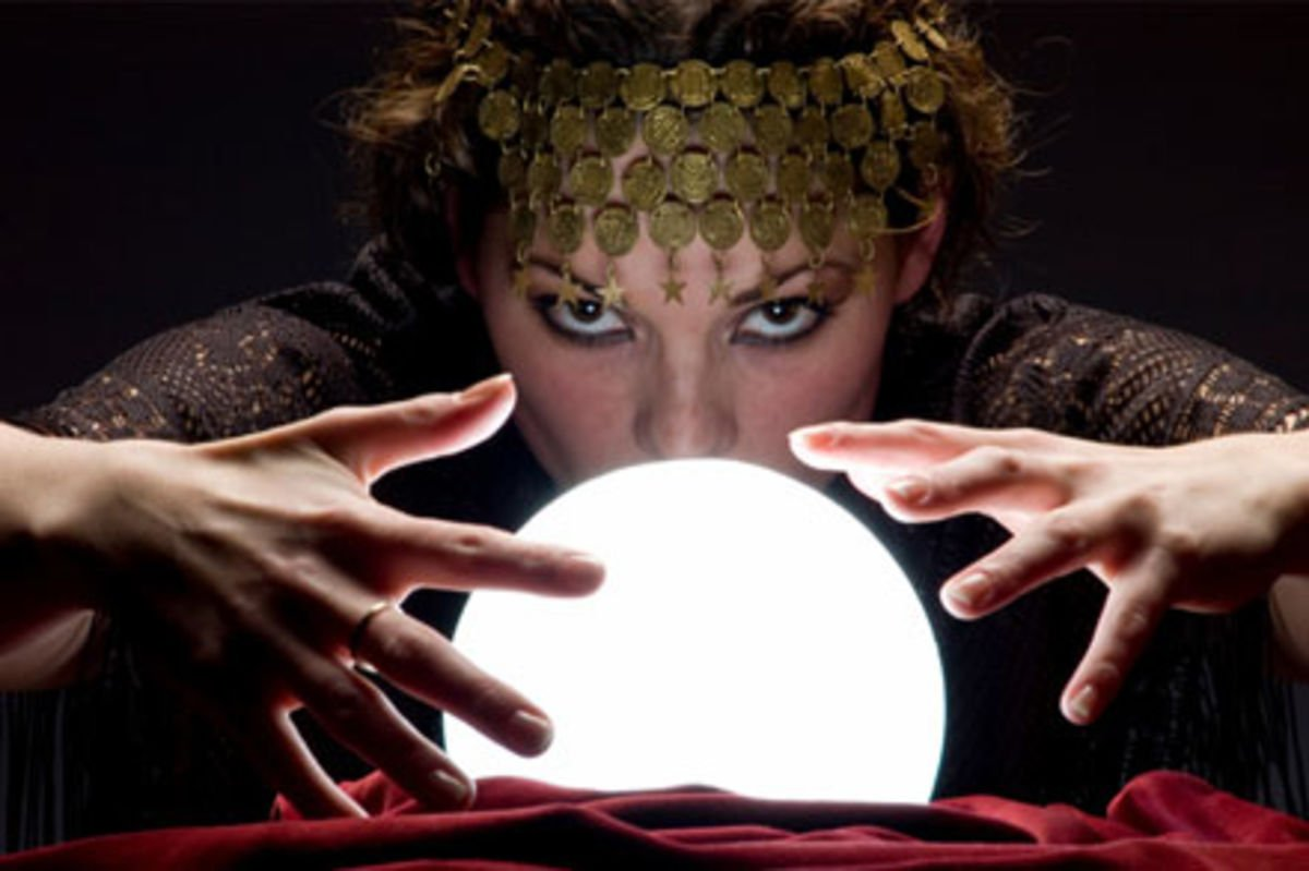 How psychic are you - Test