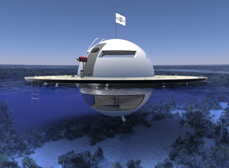 The Spiritual Home From The Future - Jet Capsule 5