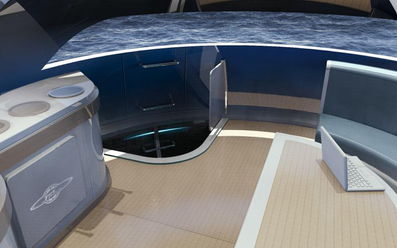The Spiritual Home From The Future - Jet Capsule 8