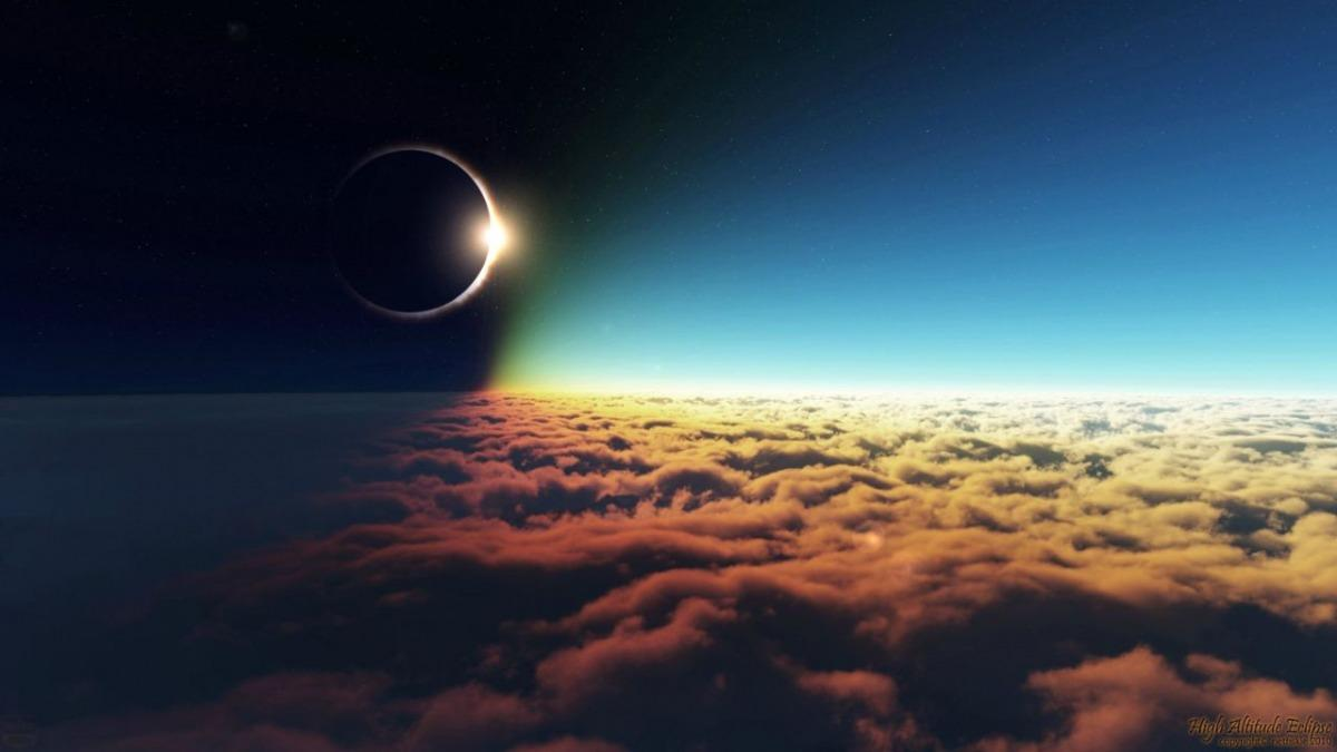 New Moon & Solar Eclipse On 1 September 2016 - This Is What We Should Expect