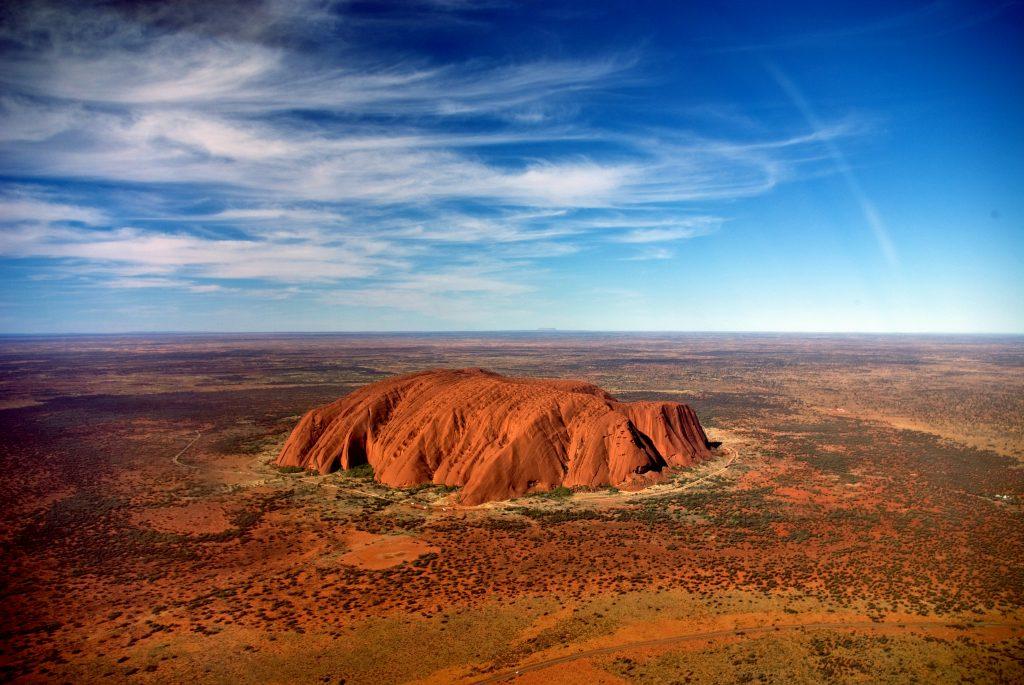 3rd Chakra –Uluru in Australia