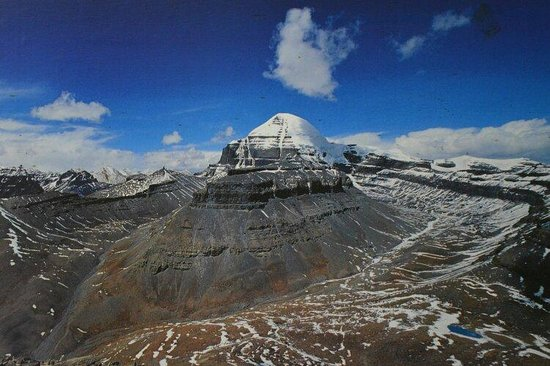 7th Chakra – Mt. Kailas in the Himalayas