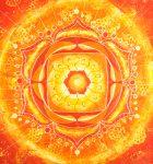 navel chakra symbol
