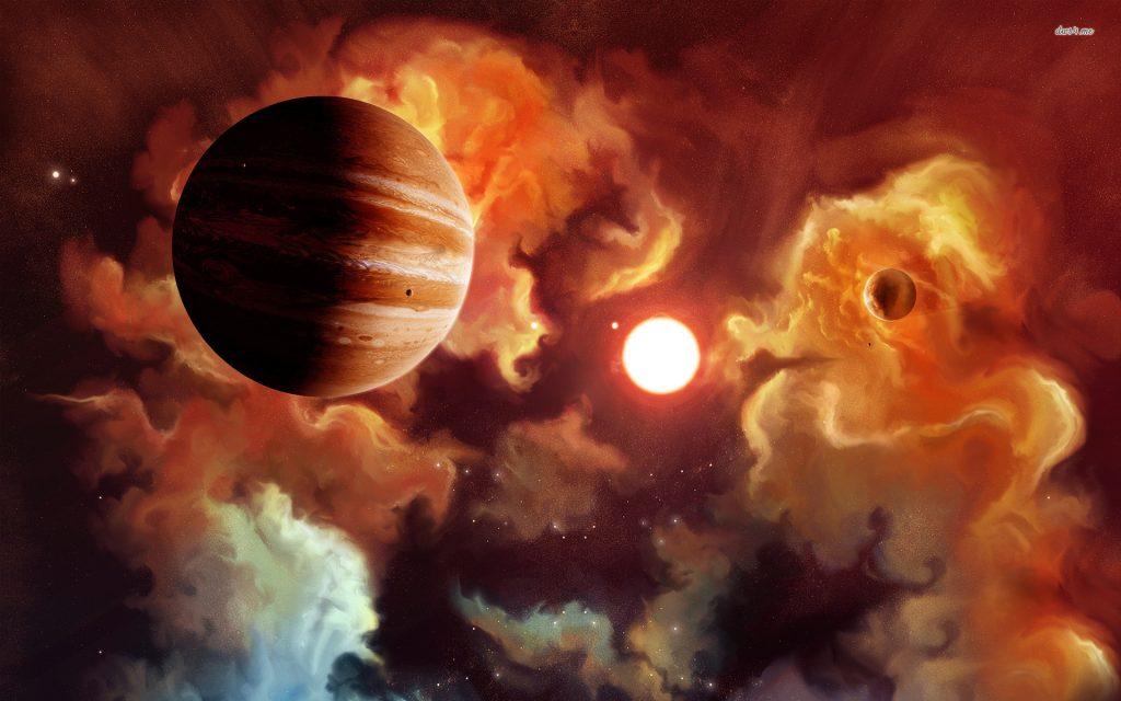 22-25 October 2016 Jupiter Quincunx South Lunar Node In Pisces