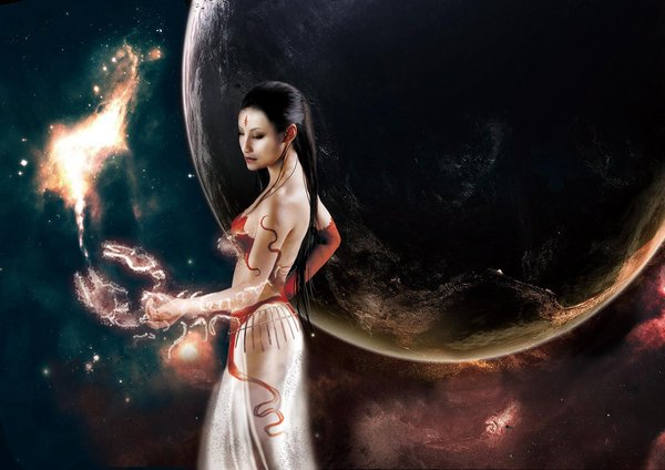 October 2016 - Matching The Opposites, Venus And Lilith Conjuct In Scorpio