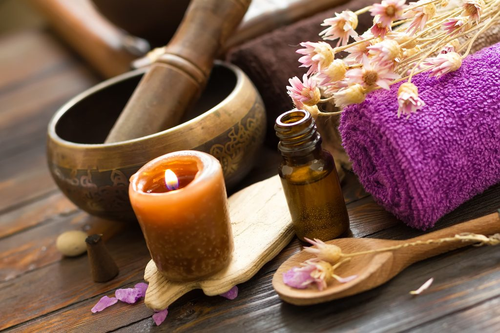 the secrets of aromatherapy