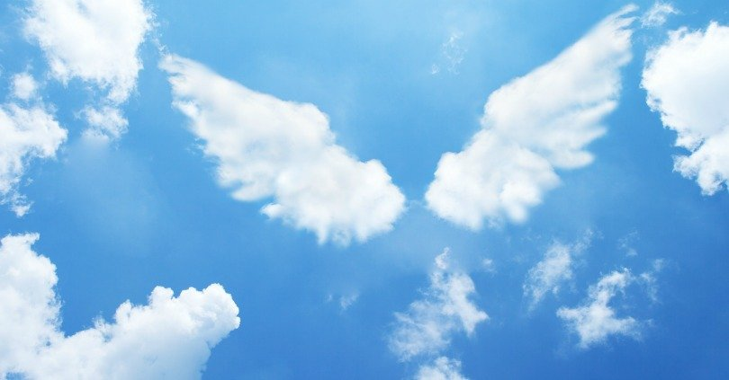 7-Signs-Your-Guardian-Angel-is-Near cloud formation