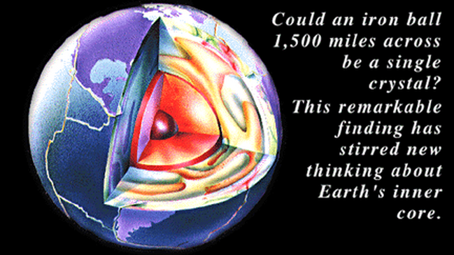 earth-iron-core-crystal-theory