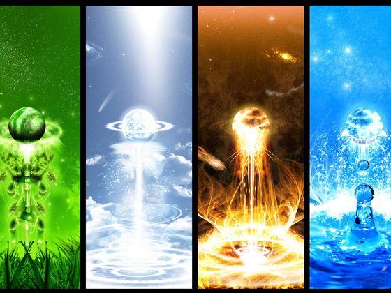 What Spiritual Element Are You?