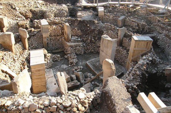2. Gobekli Tepe, Turkey
