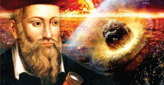 7 For 2017: Here Is What Nostradamus Predicted About 2017