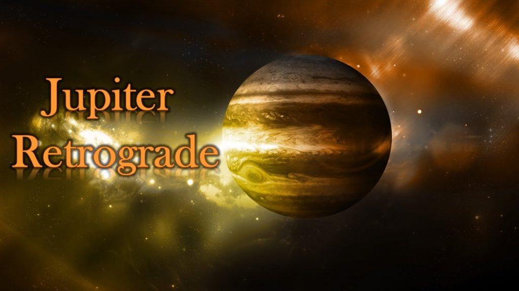 February 6, Jupiter Is About To Be In Retrograde (& It's Nothing Like Mercury)