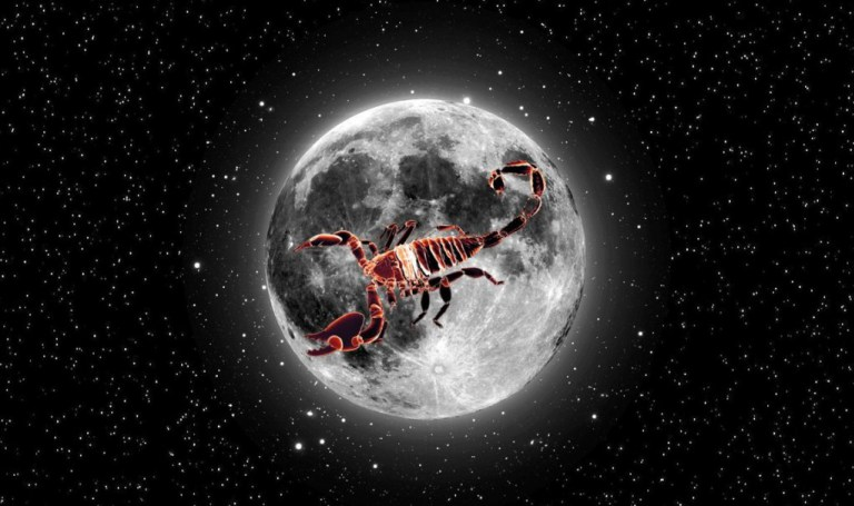 Full Moon in Scorpio 10 May 2017