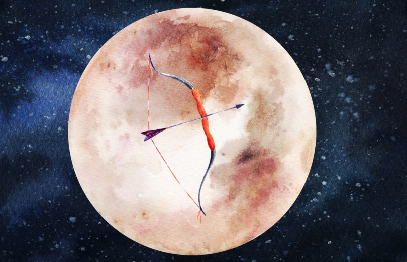 Full Moon in Sagittarius 9 June 2017 – Bringing Intensity, Transformation and Optimism