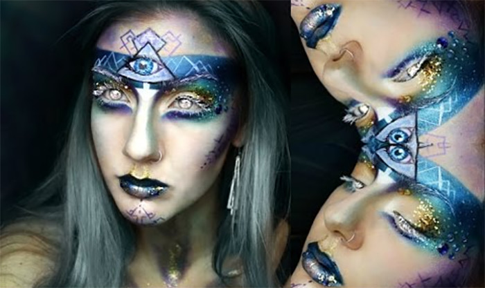 5 Signs Your Third Eye Is Opening #2 Scares People