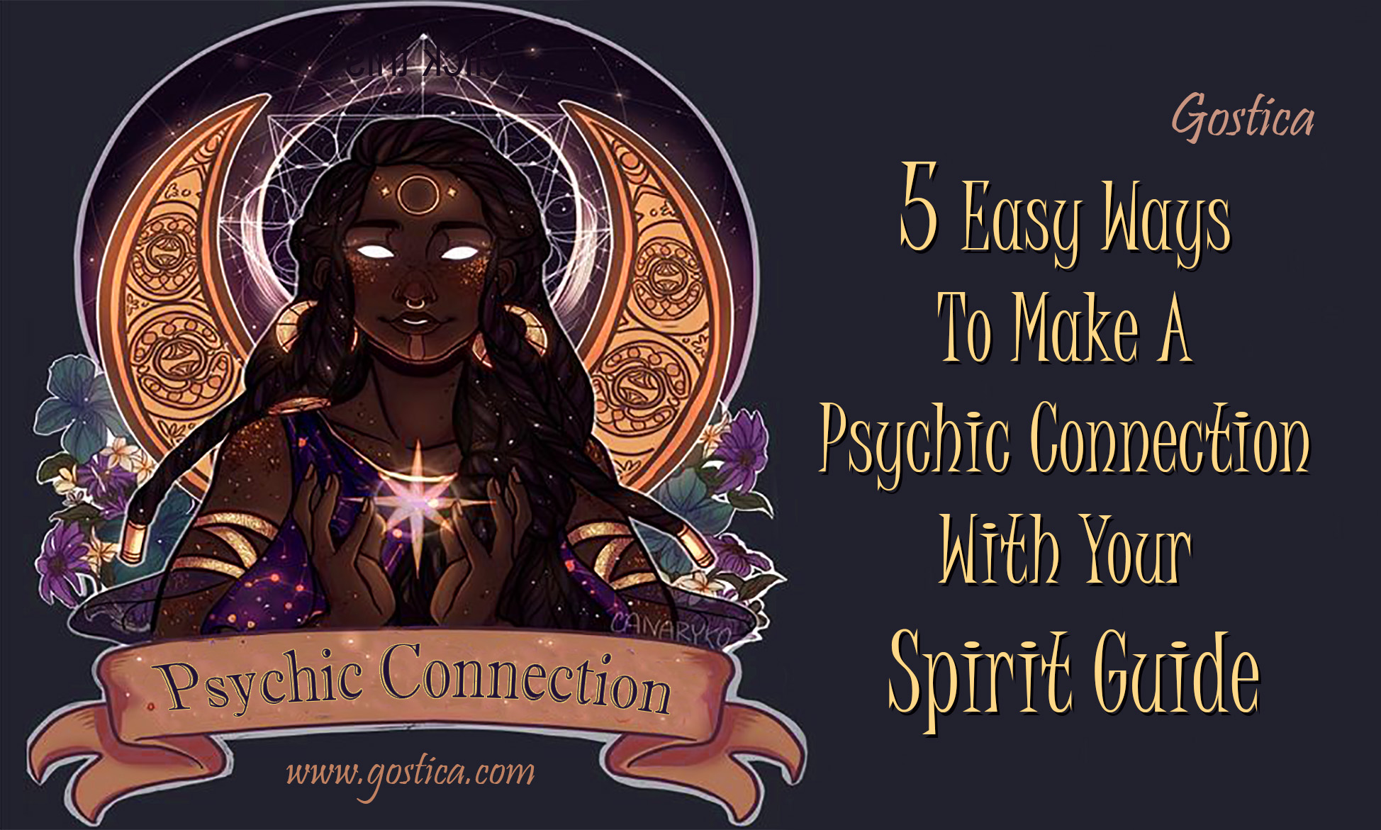 1 / 1 – 5 Easy Ways To Make A Psychic Connection With Your Spirit Guide.jpg