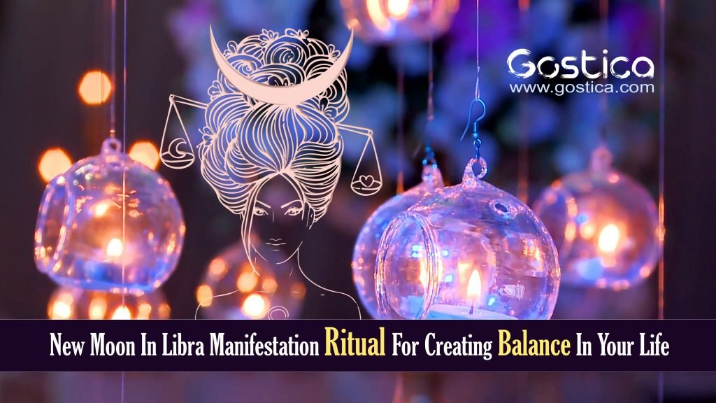 New Moon In Libra Manifestation Ritual For Creating ...