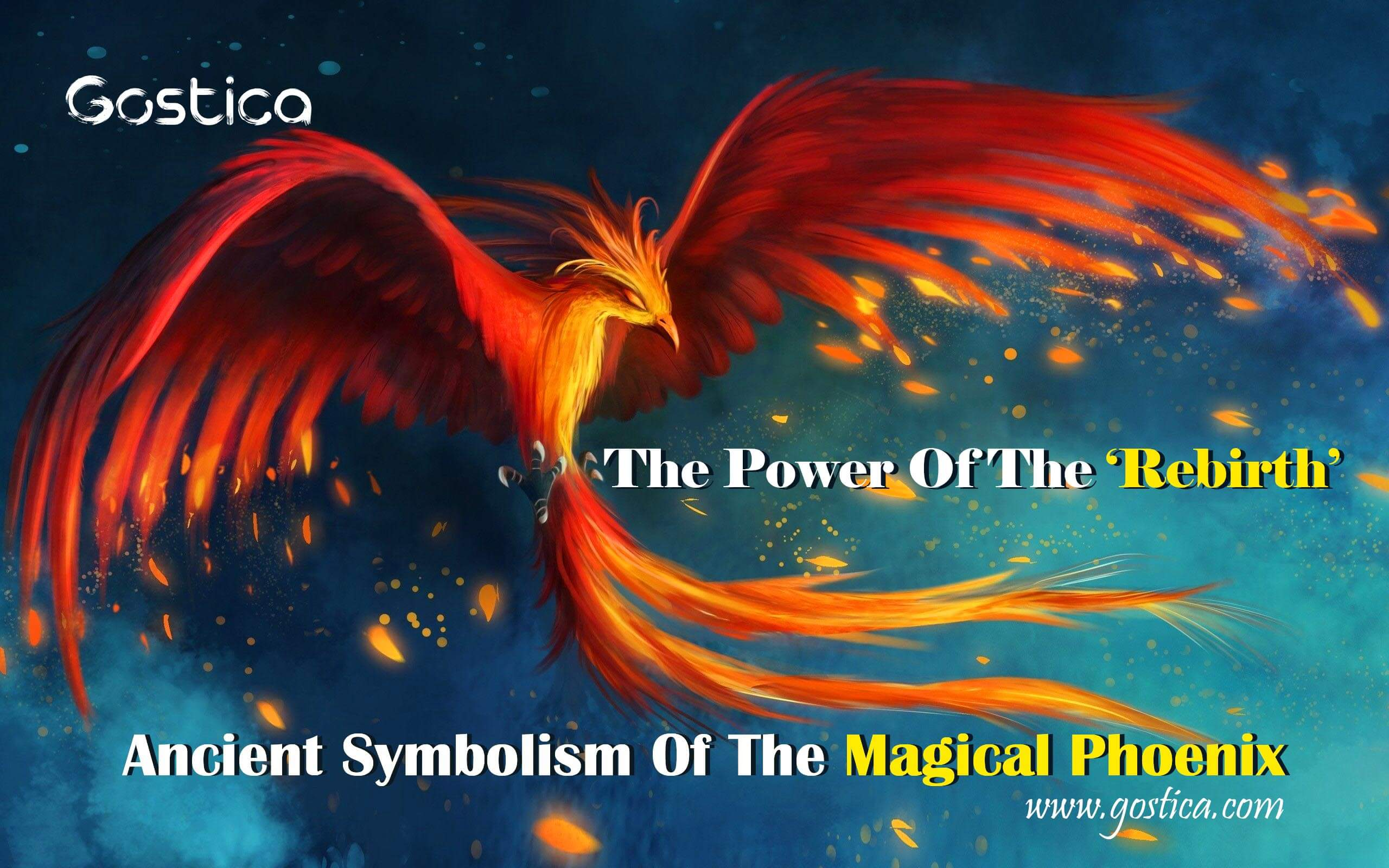 The Power Of The Rebirth Ancient Symbolism Of The Magical Phoenix
