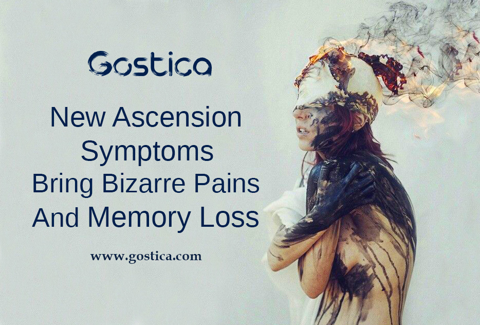 New Ascension Symptoms Bring Bizarre Pains And Memory