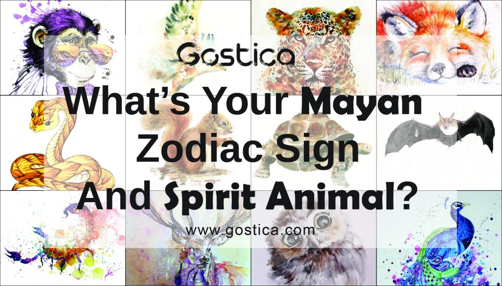 Whats Your Mayan Zodiac Sign And Spirit Animal