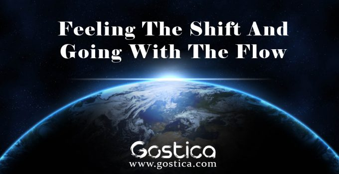 Feeling The Shift And Going With The Flow 1