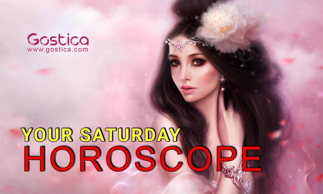 daily horoscope, Saturday