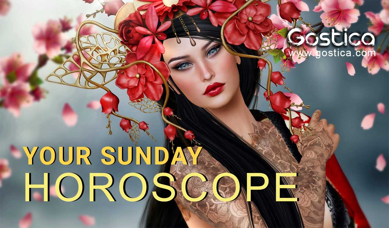 daily horoscope, Sunday