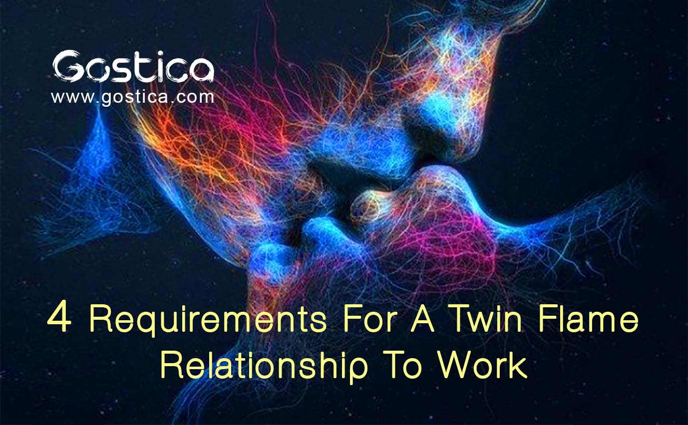4 Requirements For A Twin Flame Relationship To Work