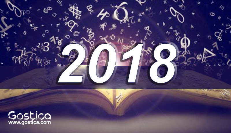 Numerology: Your Personal Year Number for 2018 And It's