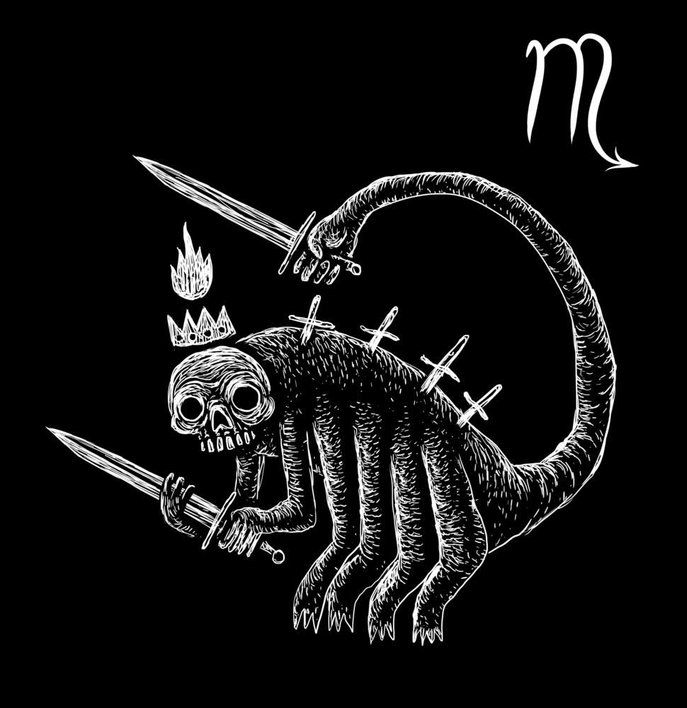 The Dark Side of Each Zodiac Sign 1