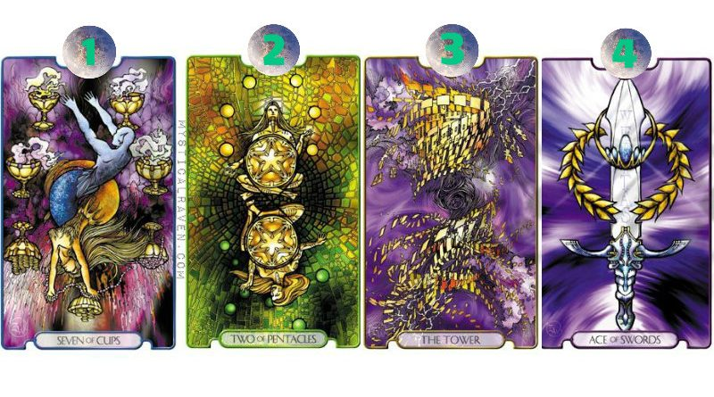 Choose A Card To Reveal Your Current Relationship Path And