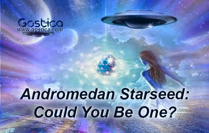 Andromedan Starseed: Could You Be One?