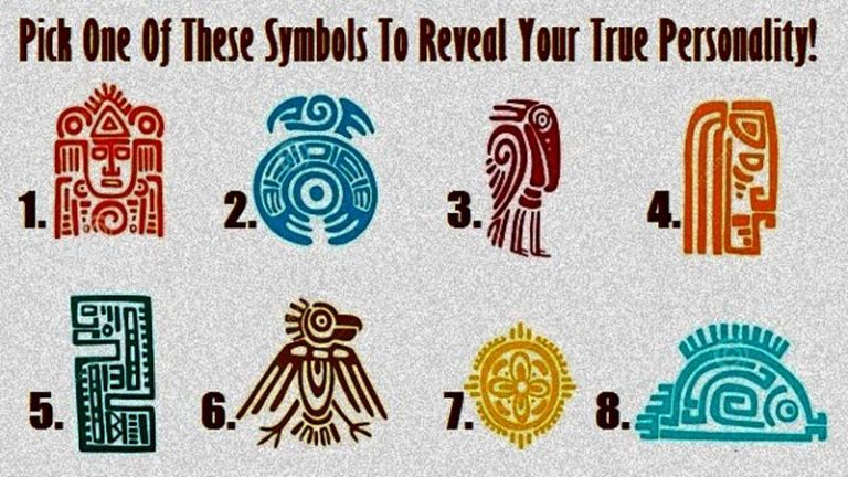 Choose An Ancient Symbol Reveal Your True Personality