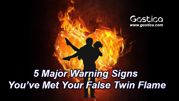 5 Major Warning Signs You've Met Your False Twin Flame