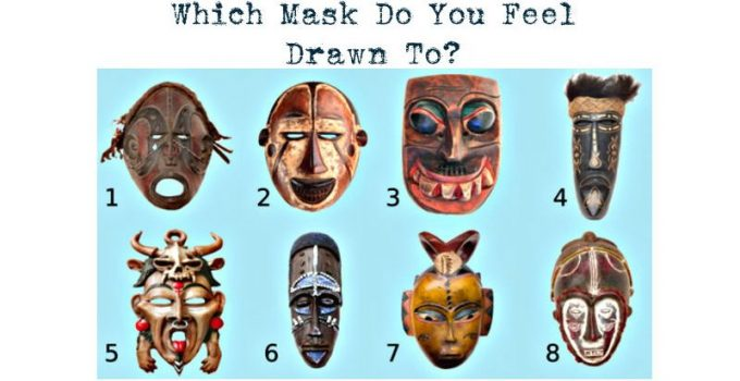Pick A Tribal Spirit Mask To Reveal What Kind Of Person You Are 7
