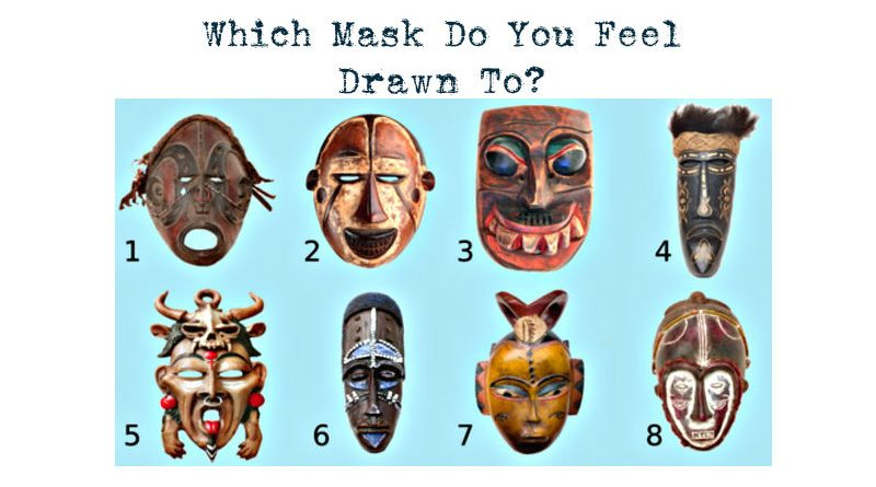 Pick A Tribal Spirit Mask To Reveal What Kind Of Person You Are 1