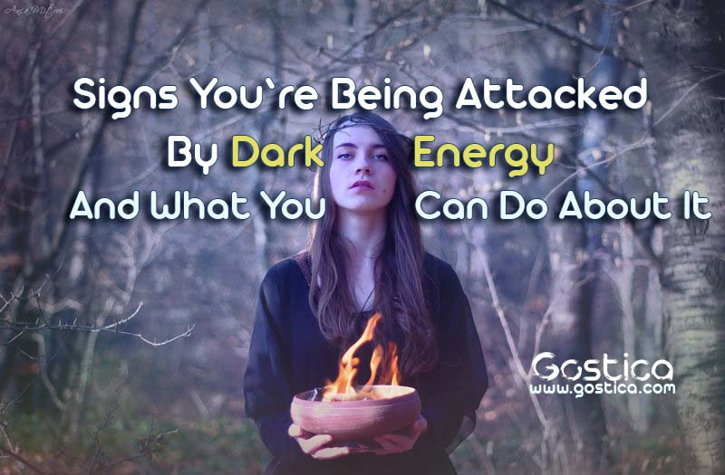 Signs You're Being Attacked By Dark Energy And What You Can