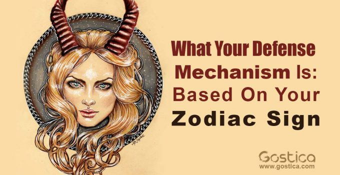 What Your Defense Mechanism Is: Based On Your Zodiac Sign 2