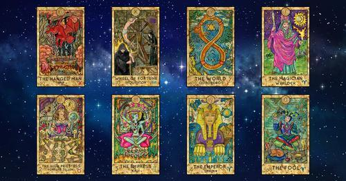 Which Tarot Card Depicts Your Life Path According To Your Birthday