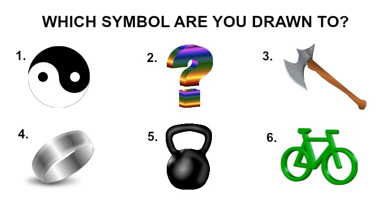 Choose A Symbol To Reveal A Message From Spirit 1