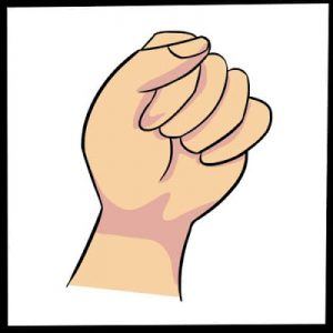The way you make a fist says a lot about your Personality 2