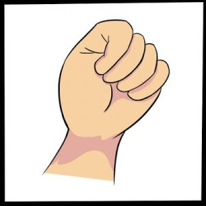The way you make a fist says a lot about your Personality 4