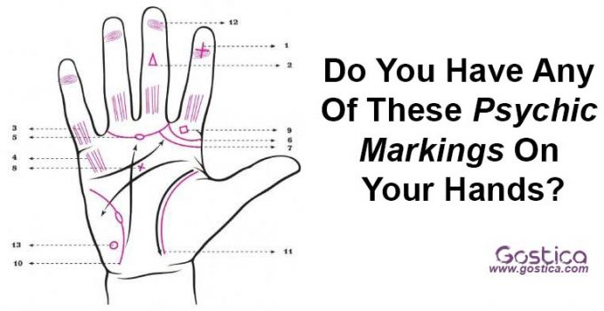 Do You Have Any Of These Psychic Markings On Your Hands? 10