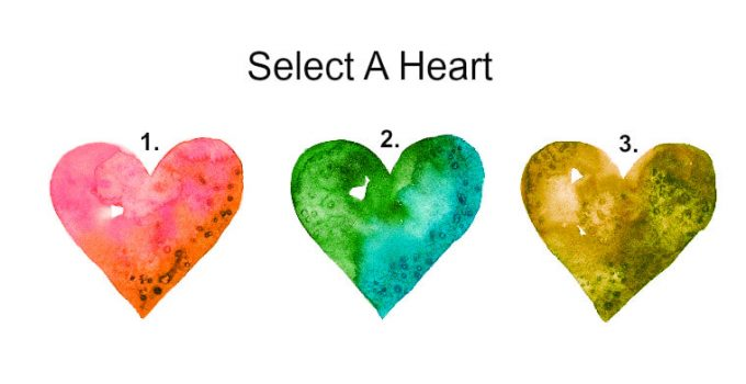 Choose A Heart To Reveal Your Guiding Message For September 52