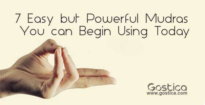 7 Easy but Powerful Mudras You can Begin Using Today 1