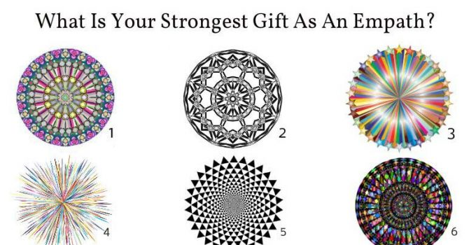 What Is Your Strongest Gift As An Empath? Choose One Circle To Find Out 5