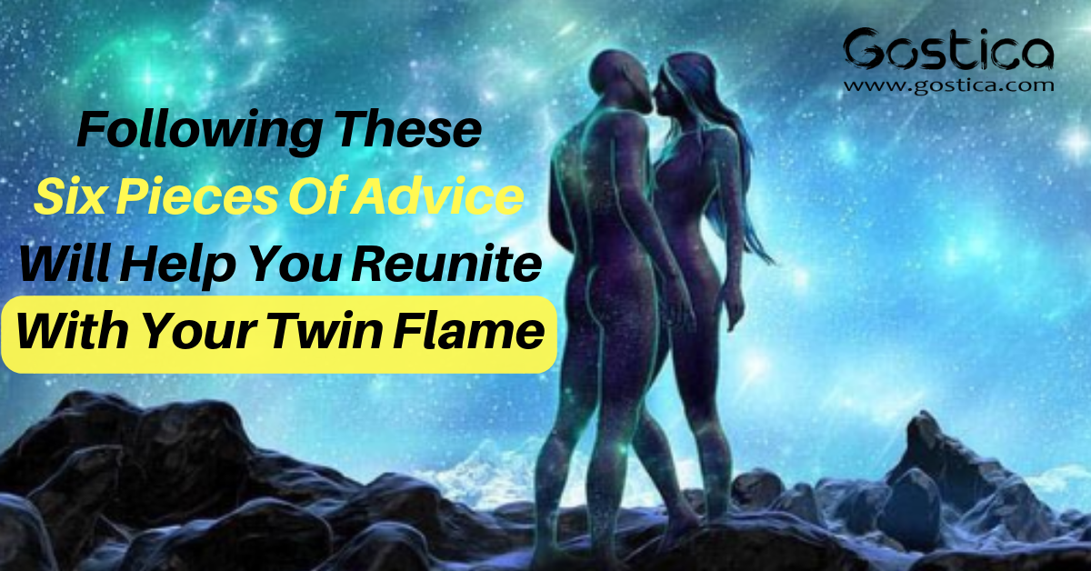 Following These Six Pieces Of Advice Will Help You Reunite With Your Twin Flame 1