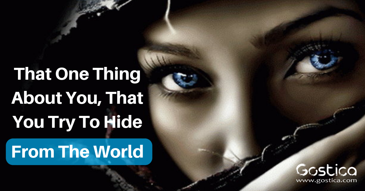 That One Thing About You, That You Try to Hide From The World Based on Your Zodiac Sign 1
