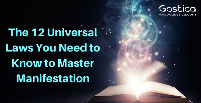 The 12 Universal Laws You Need to Know to Master Manifestation 3